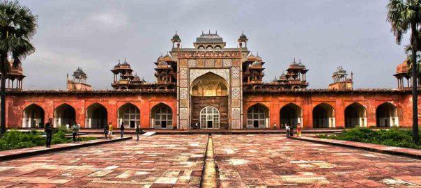 Akbar-tomb