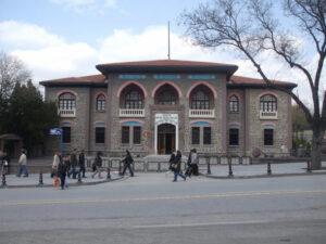 موزه جنگ استقلال ترکیه