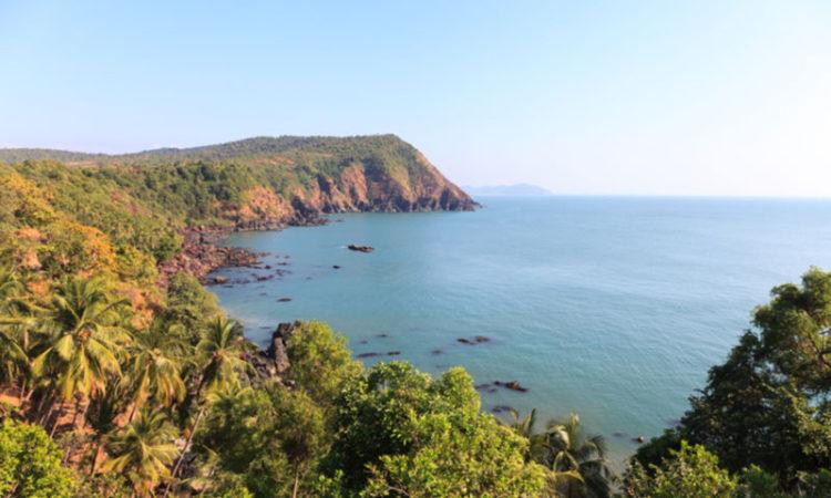 چشم انداز اقیانوس هند