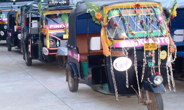 سه چرخه در هند