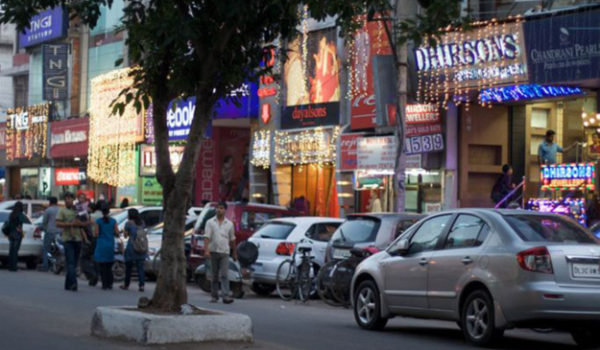 بازار لاجپات نگر (Lajpat Nagar)
