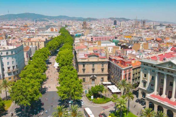 Las-Ramblas-Aerial-Photo