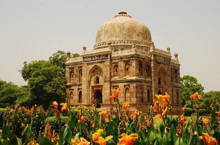 Lodi-Gardens-Sheesh-Gumbad