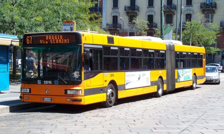 اتوبوس در ایتالیا
