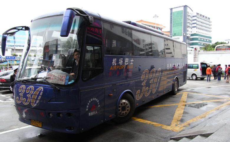 اتوبوس شانگهای