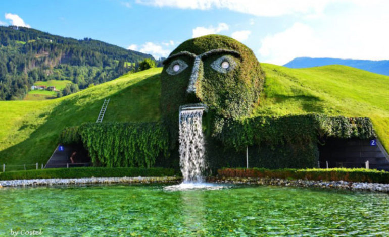 Swarovski Crystal World Austria