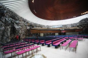 Temppeliaukio-Church