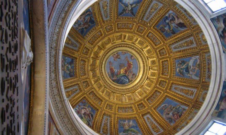 basilica of santa maria del popolo