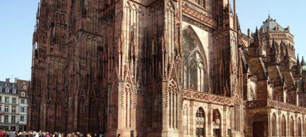 کلیسای استراسبورگ