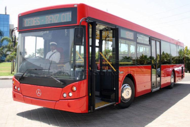 اتوبوس در هند