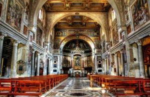 کلیساهای رم