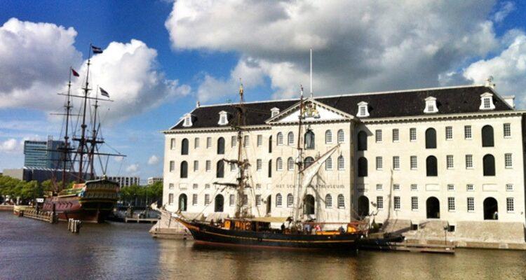 موزه ملی دریانوردی هلند (Het Scheepvaart Museum)