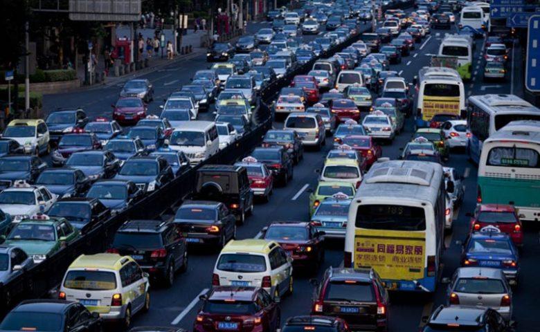 حمل و نقل در شانگهای