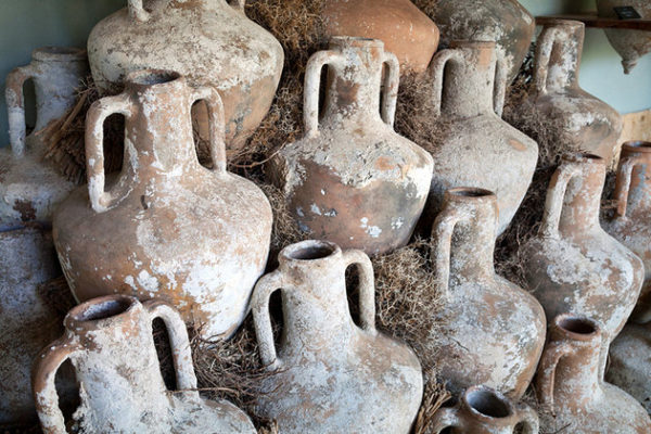 turkey-bodrum-amphora-display-museum-of-underwater-archaeology