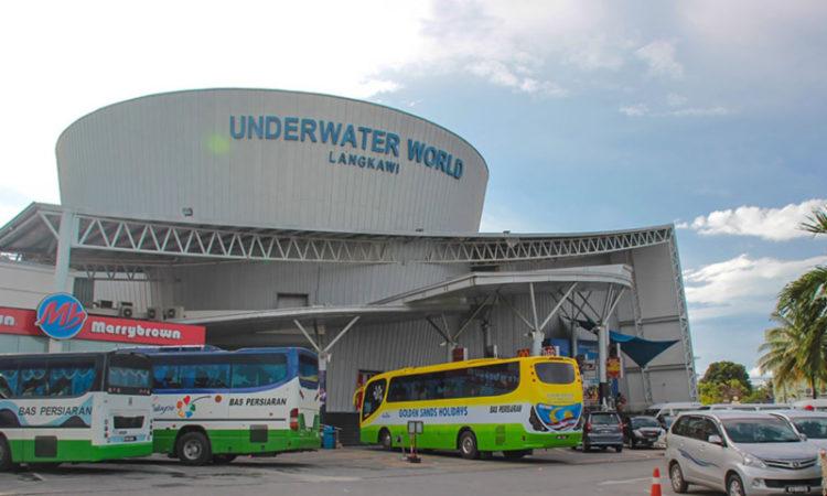 دنیای زیر آب لانگ کاوی