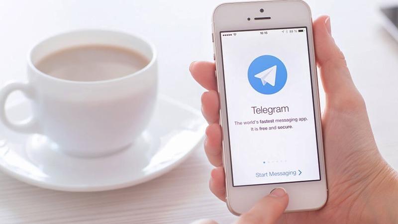 نسخه جدید تلگرام