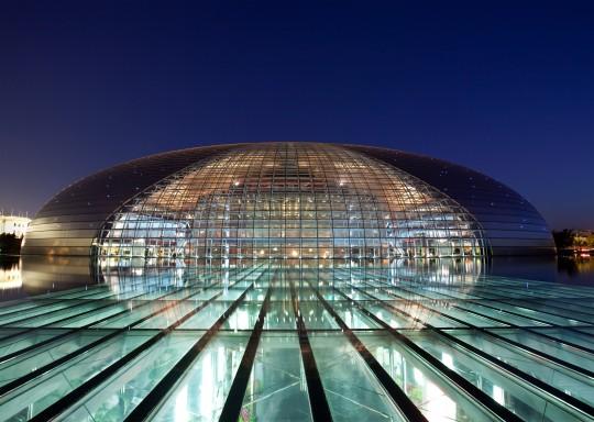 Beijing_CenterforPerformingArts_Night