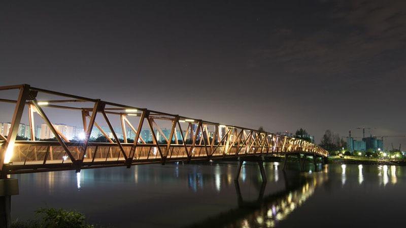 lorong halus bridge