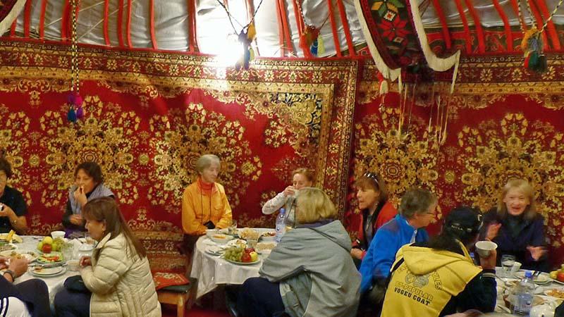 Yurt Restaurant almaty