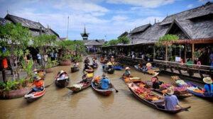 pattaya floating markets