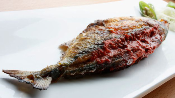 Fish Recheado