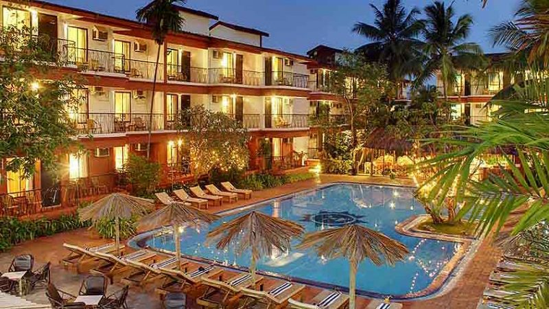 spa resorts in goa