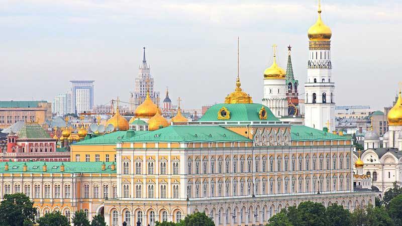 the big kremlin palace