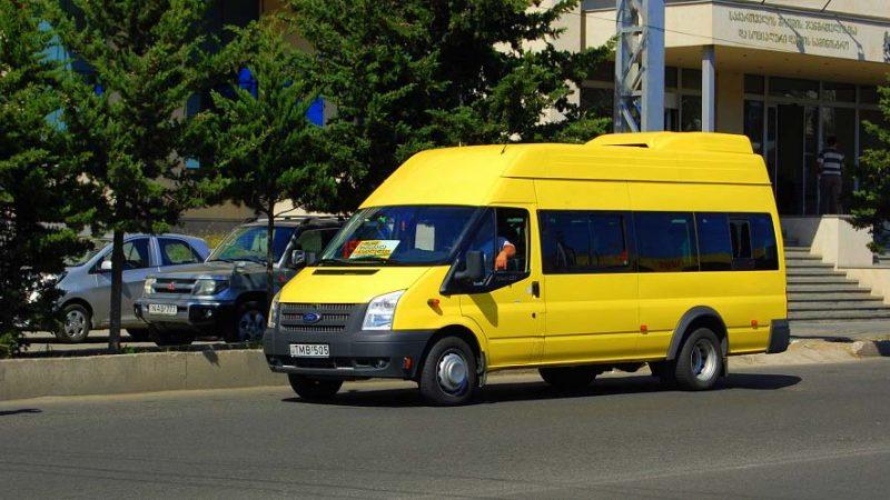 minibus in sochi