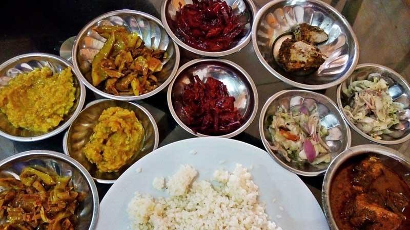 food in srilanka