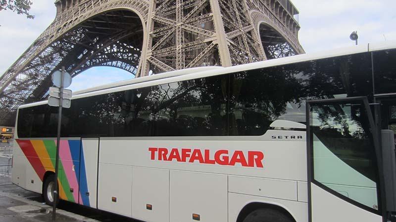 اتوبوس در فرانسه