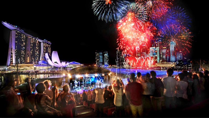 festival in singapore