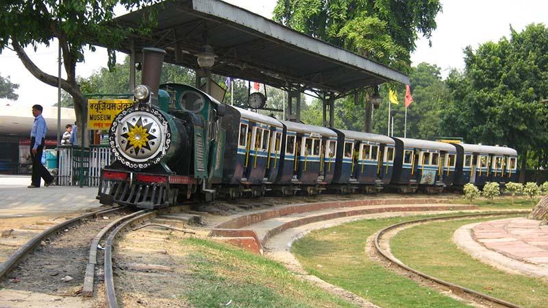 rail museum delhi