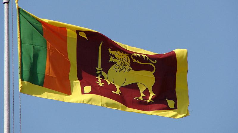 sirilanka flag