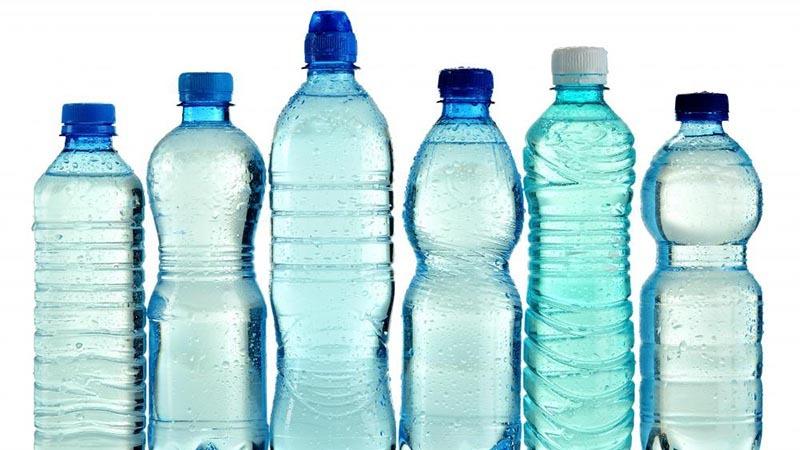 بطری آب معدنی