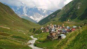 روستای اوشگولی