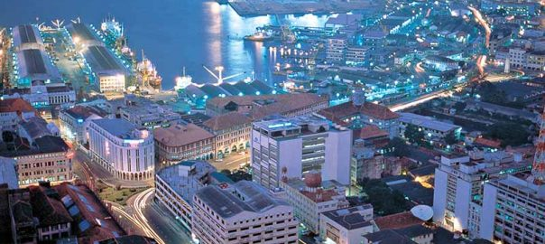 Colombo from up