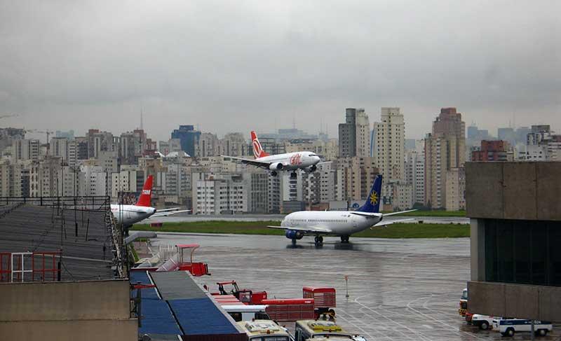 فرودگاه کونگونیاس