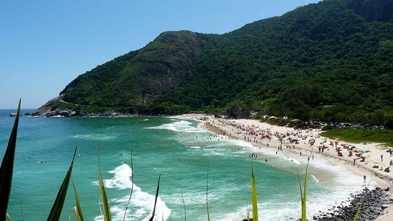 ساحل گروماری (Grumari) بهترین ساحل ناشناخته ریو