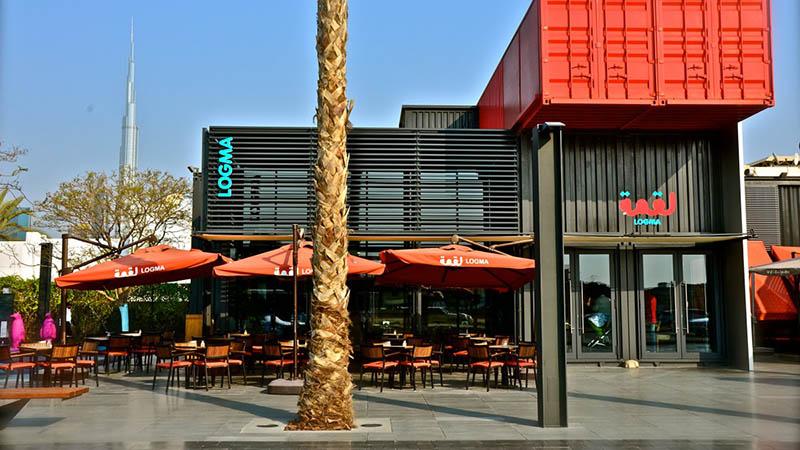 Logma restaurant in dubai