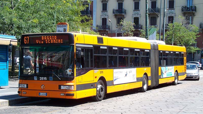 milan buses
