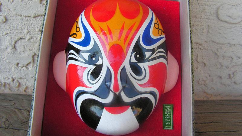 Opera mask china