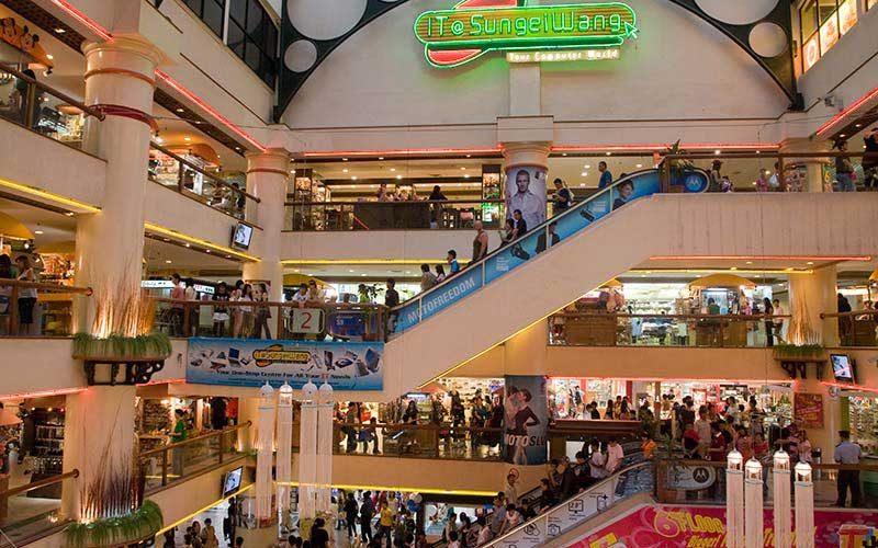 مرکز خرید سونگی ونگ پلازا