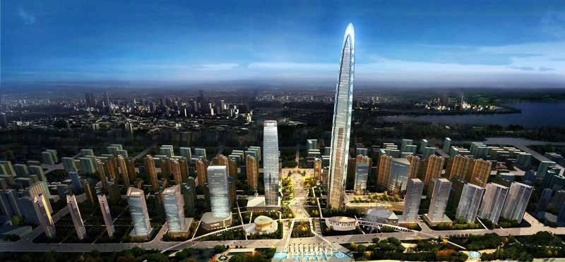 wuhan-greenland-center-skyline