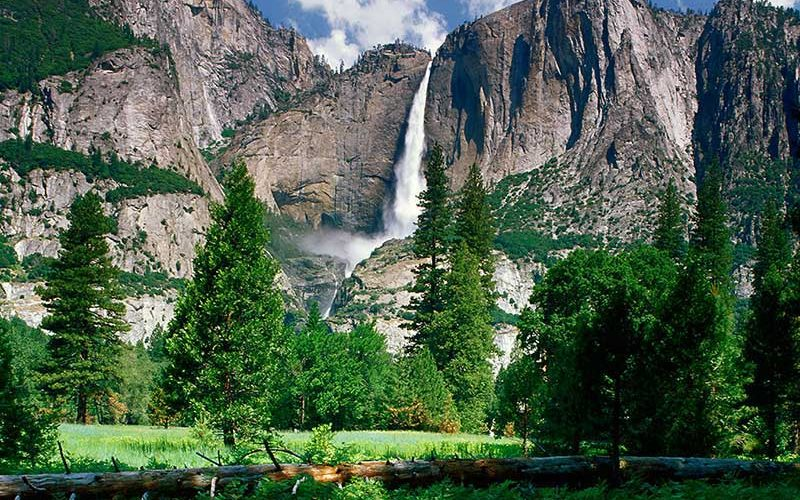 آبشار یوسیمیتی