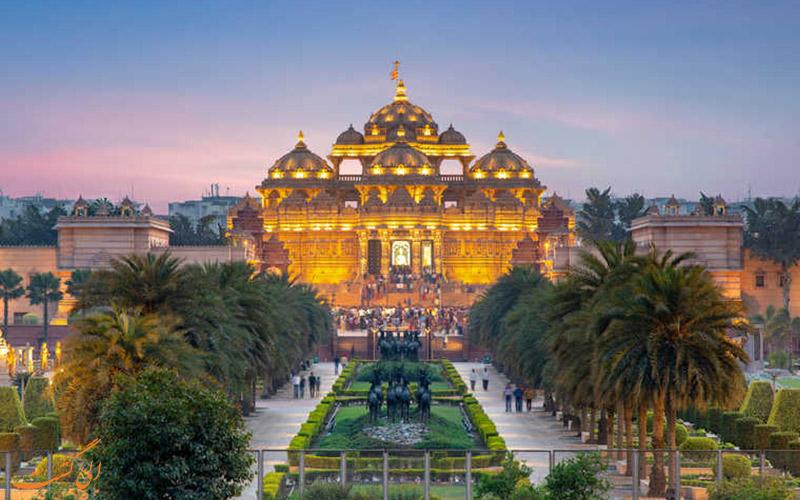 دهلی، زیباترین شهر هند