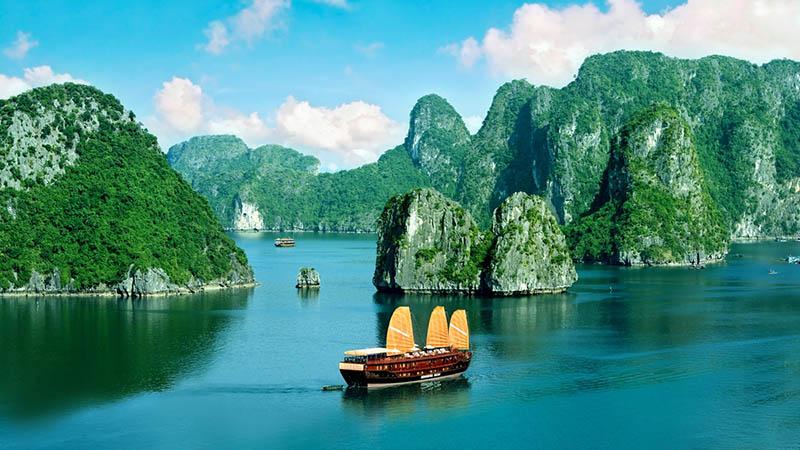 دیدنی هایی در جنوب شرق آسیا