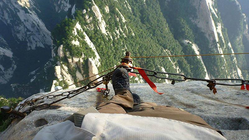 کوه هوآ | چین