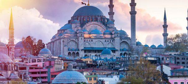 استانبول، زیباترین کشور جهان 2019