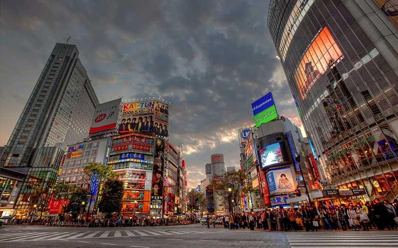 شهر ژاپن