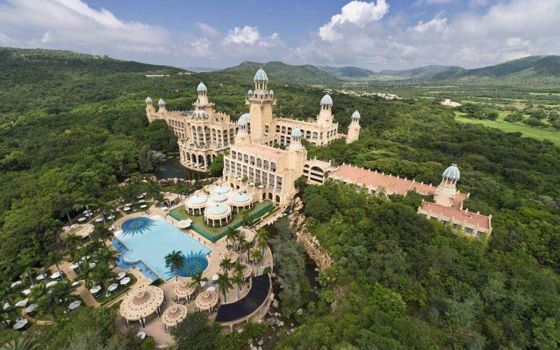 هتل پالاس آو دی لاست سیتی